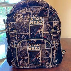 SALE! $7! 🎉.  Pottery barn backpack Star Wars
